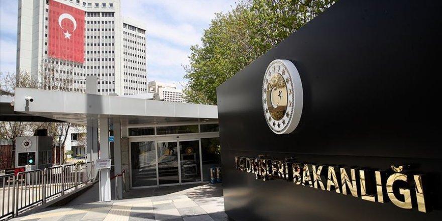 Dışişleri Bakanlığı: Yunanistan ile Mısır arasındaki anlaşma, yok hükmündedir