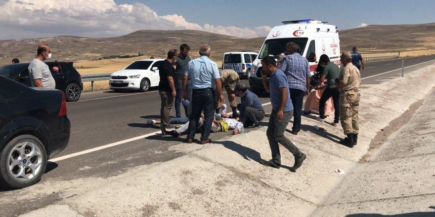 Sivas'ta polis memuru ileuzman çavuş kavgası kanlı bitti