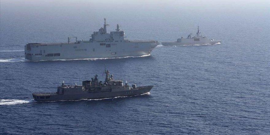 AB Dışişleri Bakanları Doğu Akdeniz gündemi ile toplanıyor