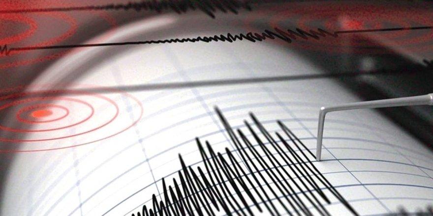 Akdeniz'de 4.1 şiddetinde deprem meydana geldi