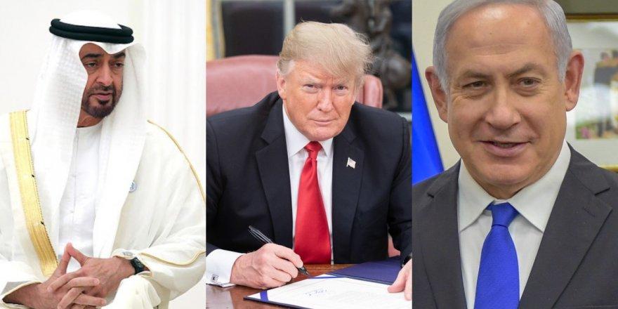 İsrail ve BAE arasında tarihi anlaşma