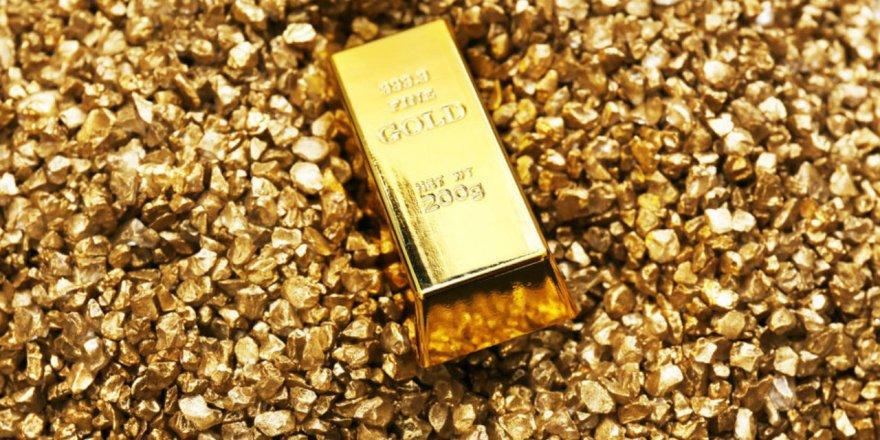 Altın üretimi rekora koşuyor