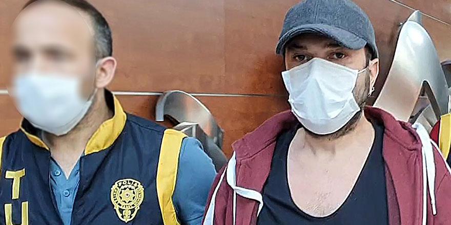 Şarkıcı Halil Sezai yaşlı adamı darp ettiği için tutuklandı