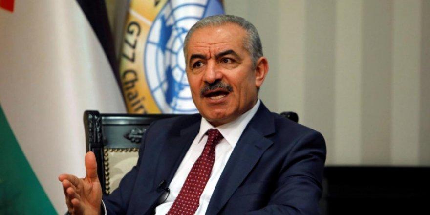 Filistin Başbakanı: ABD Filistin'i siyasi, mali ve ekonomik olarak kuşatıyor