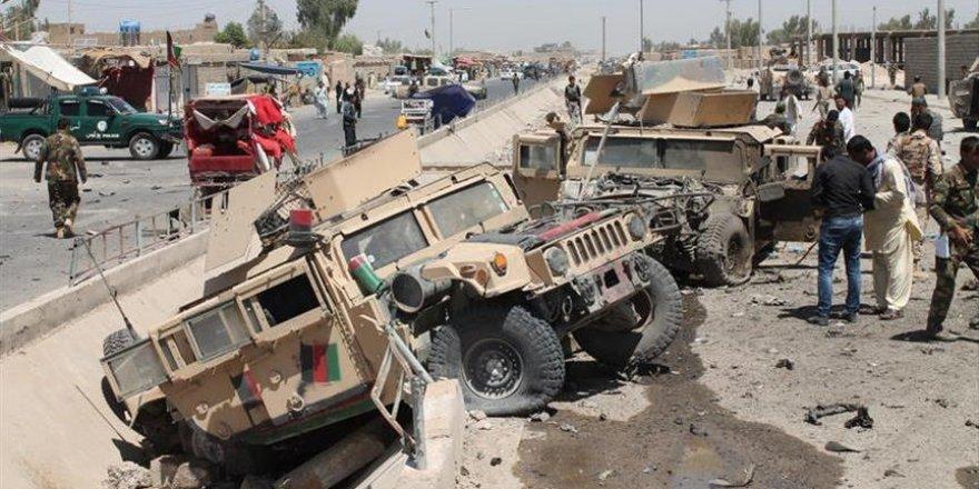 Taliban saldırısında Afganistan hükümet güçlerinden 27 kişi öldü