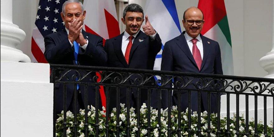 Netanyahu ile Bahreyn Veliaht Prensi görüştü!
