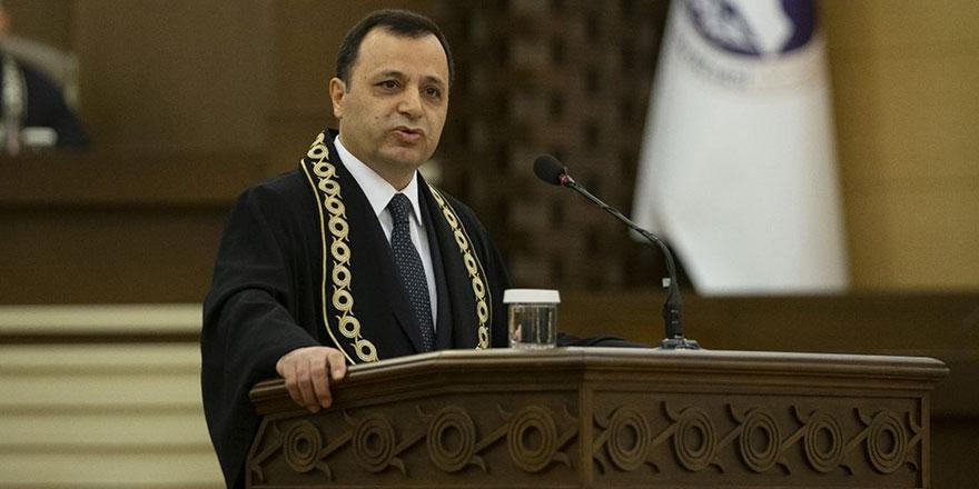 """AYM Başkanı Aslan'dan Soylu'ya yanıt: """"Yargı kararları eleştirilebilir ama önce okuyup anlamak gerekir"""""""