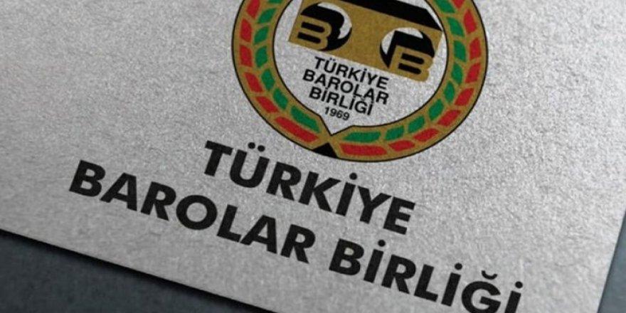 İstanbul'da ikinci baro için flaş gelişme!