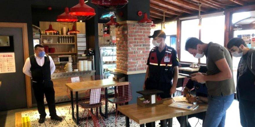 İstanbul'da corona virüs kurallarını ihlal eden 12 işyeri geçici olarak kapatıldı