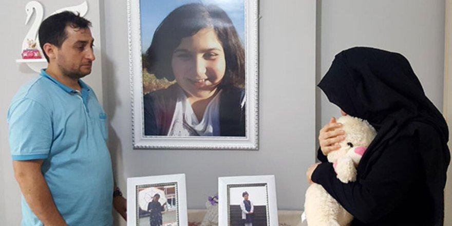 Giresun'da,11 yaşındaki,Rabia Naz'ınşüpheli ölümüne dair yeni birses kaydı yayımlandı