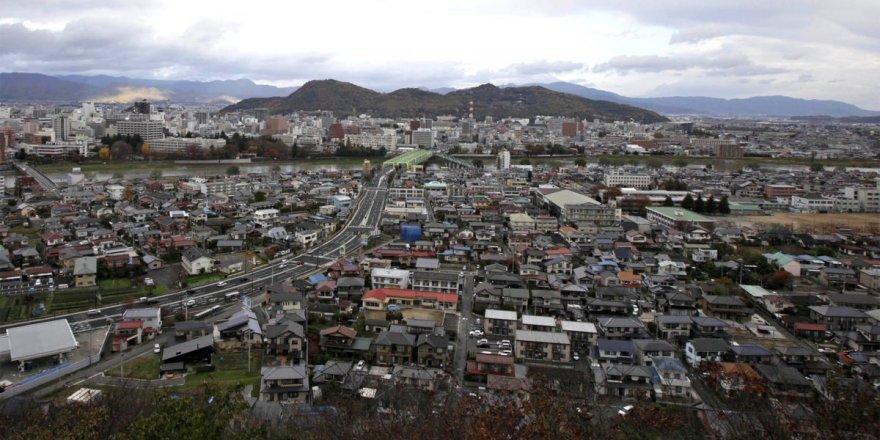 Japonya 5,3 ile sallandı