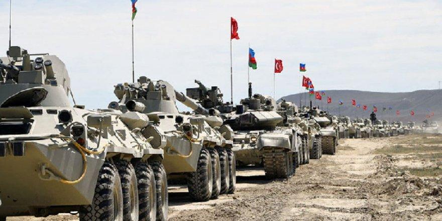 Azerbaycan'dan  'Savaş Hali' ilanı