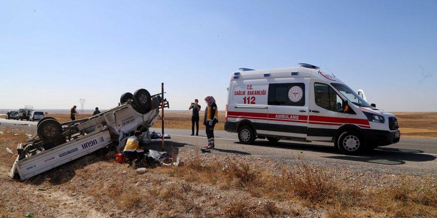 Sivas'ta feci kaza: 1 ölü, 1 yaralı