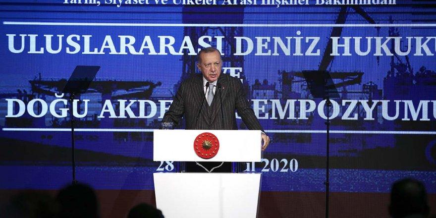 Erdoğan: Tüm imkanlarımızla Azerbaycan'ın yanındayız