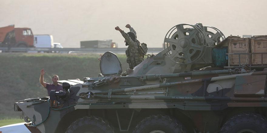 Tahran iddiaları reddetti: Rus silahları Ermenistan'a bizim üzerimizden gitmiyor