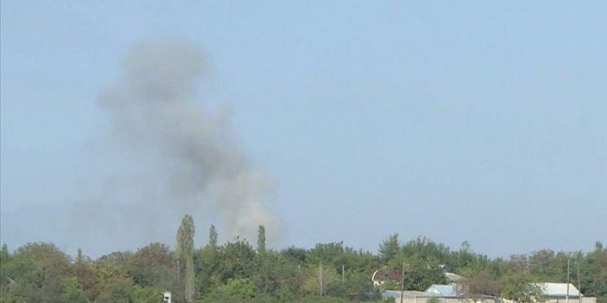 Ermenistan ordusu sivil yerleşimlere saldırmaya devam ediyor
