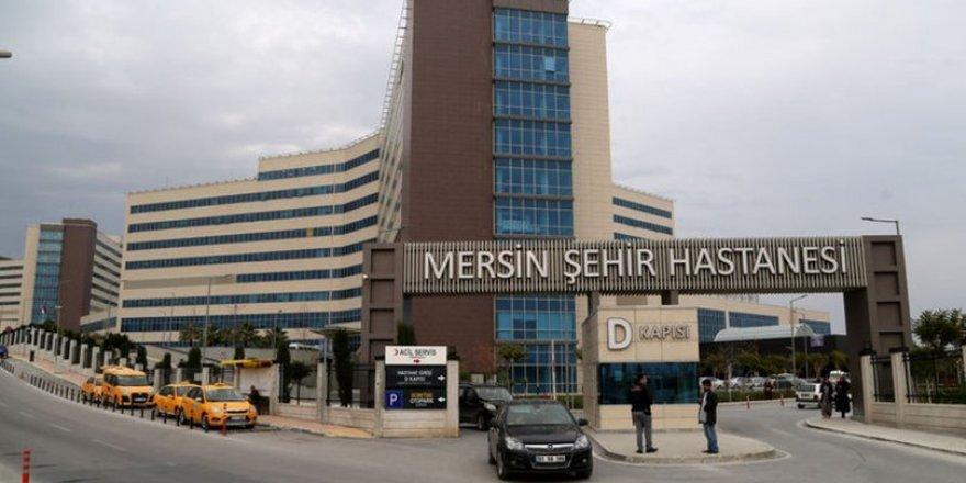 Şehir hastanesinin musluklarından ölüm akıyor