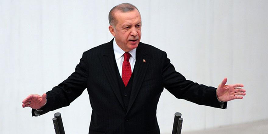 Erdoğan'dan istifa eden Arınç'a yönelik sert sözler