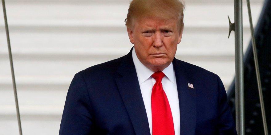 Koronavirüs Trump'ı da yakaladı