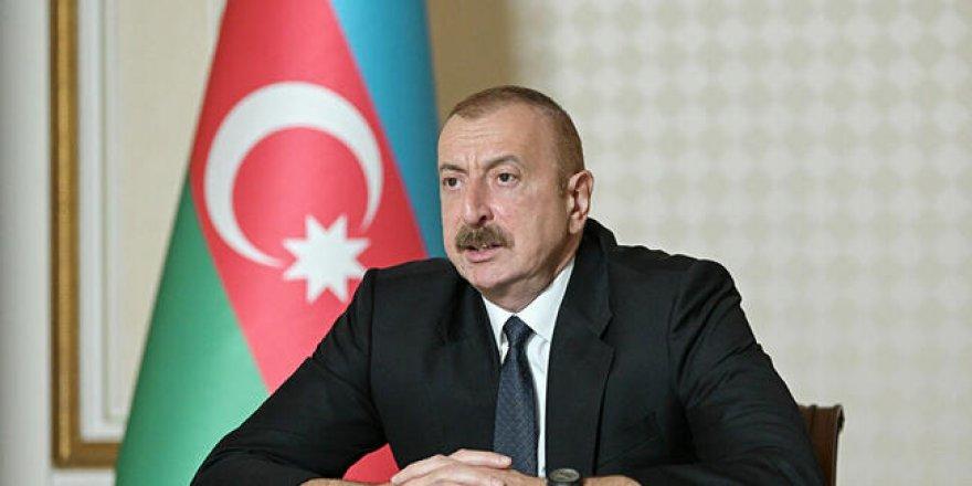 Azerbaycan Cumhurbaşkanı Aliyev: Rusya Erivan'ı ücretsiz silahlandırıyor