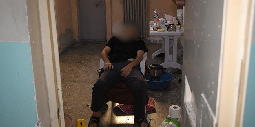 KHK'lı mahkum karantina hücresinde ölü olarak bulundu
