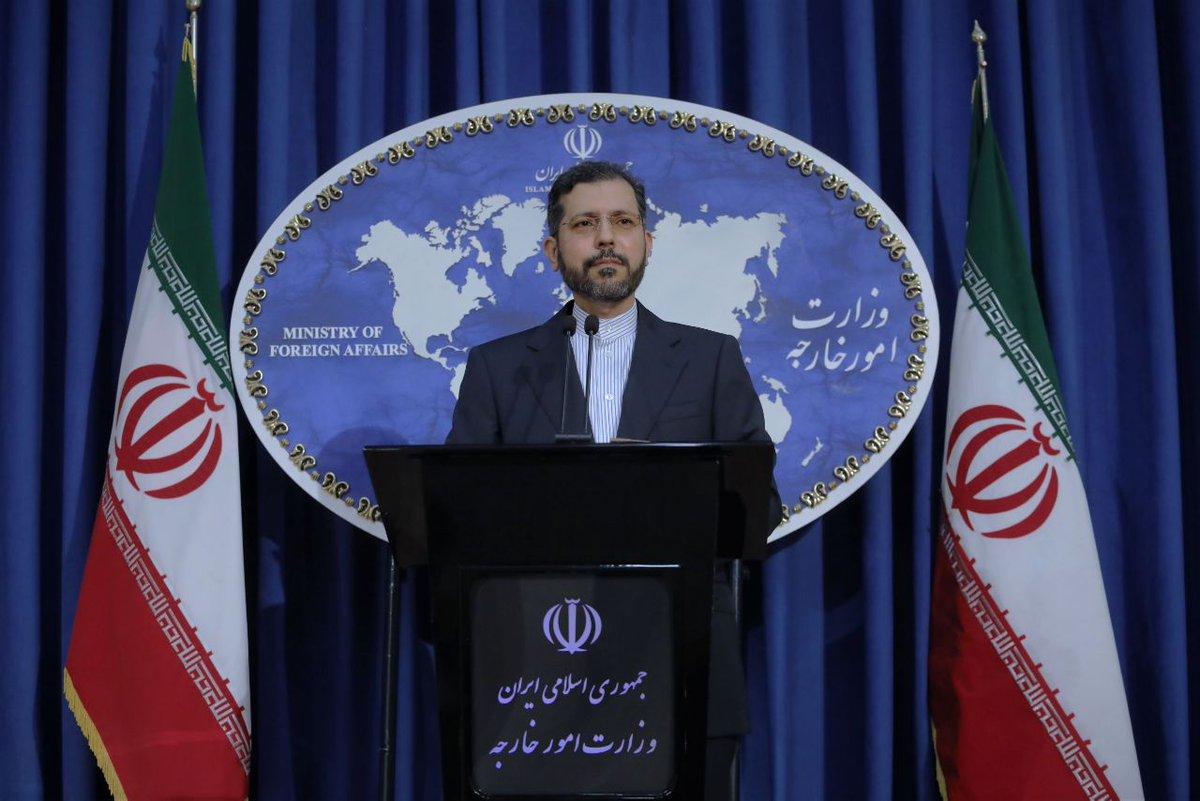 İran'dan Karabağ'da çatışan taraflara uyarı: Karşılık veririz