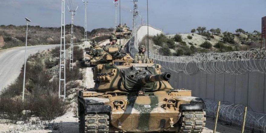 Suriye'nin kuzeyindeki gözlem noktalarında hareketlilik