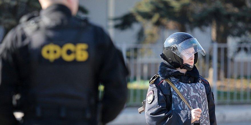 Rusya'da hükümet binasına bombalı saldırı girişimi