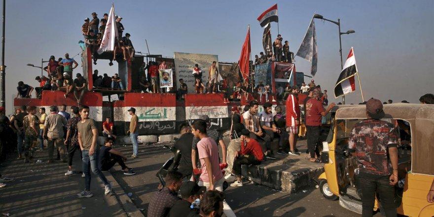 Bağdat, 600 kişinin öldürüldüğü 25 Ekim olaylarının yıldönümünde karıştı
