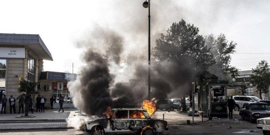 Ermenistan sivilleri hedef aldı: 20 ölü, 60'tan fazla yaralı