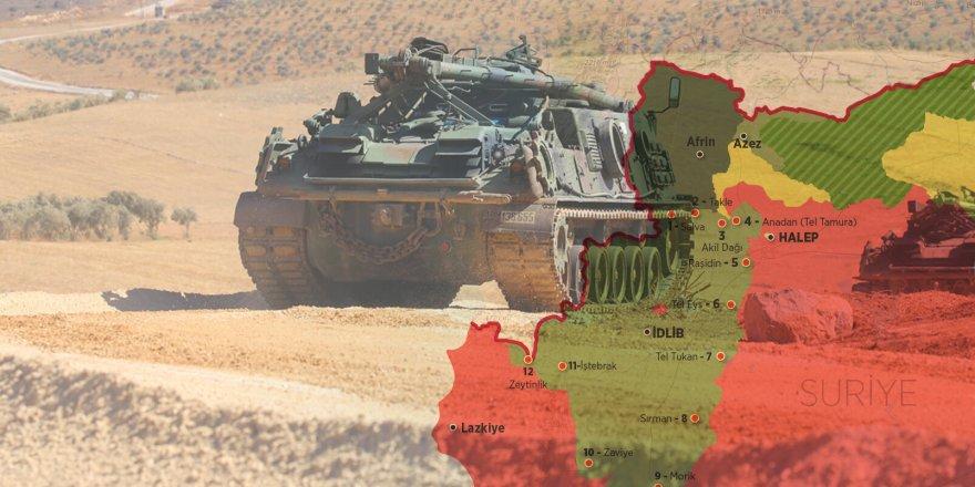 TSK Suriye'de bir gözlem noktasını daha boşaltıyor