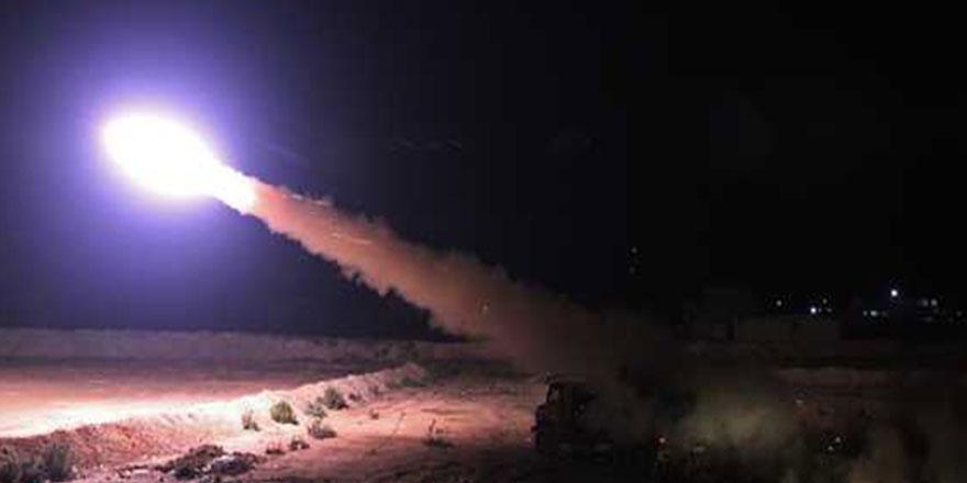 Irak'ın Erbil kenti kırsalına İran'dan topçu saldırısı düzenlendi