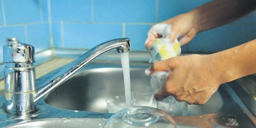 İSKİ'den suya yüzde 25 zam talebi