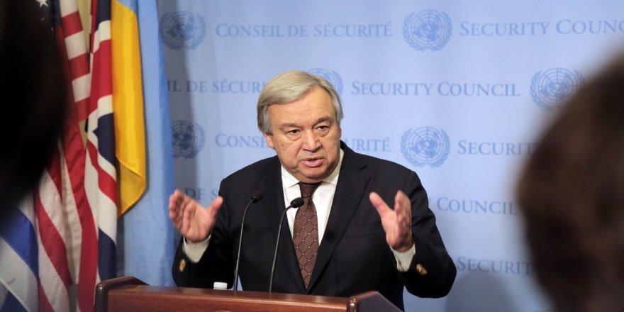 BM başkanı,kapsayıcı barış çağrısı yapıyor