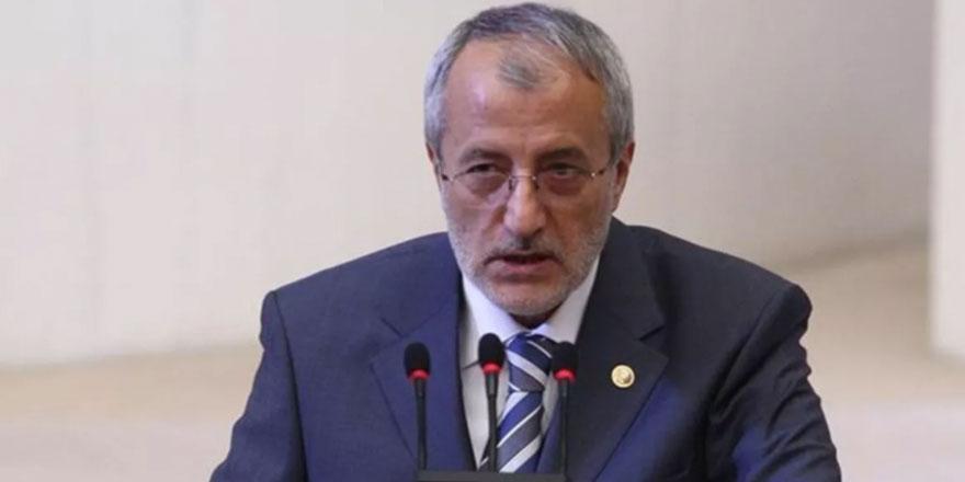 AKP'nin önemli ismi M. İhsan Arslan, Merkez Disiplin Kurulu'na sevkedildi