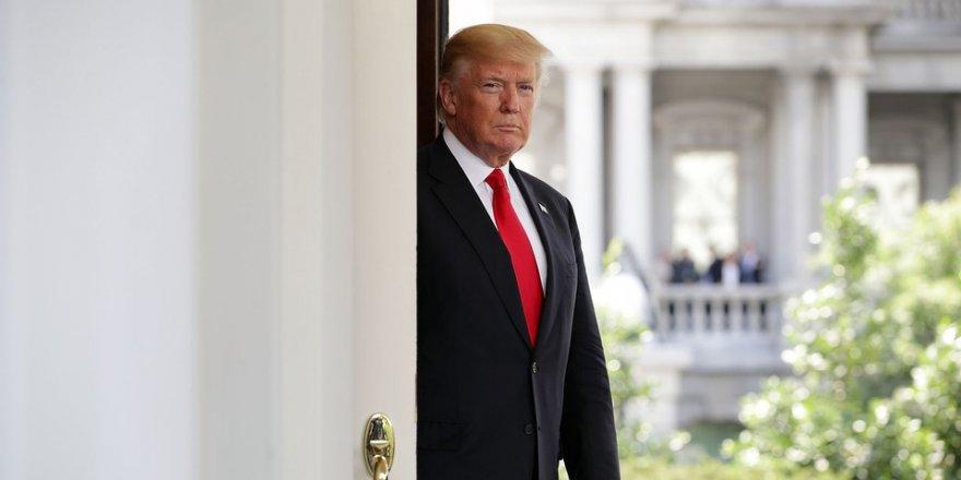 Trump'tan, ayrılık açıklaması