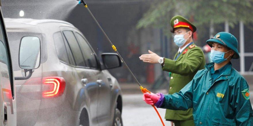 Vietnam 3 ay sonra yeniden pozitif vaka şoku yaşıyor
