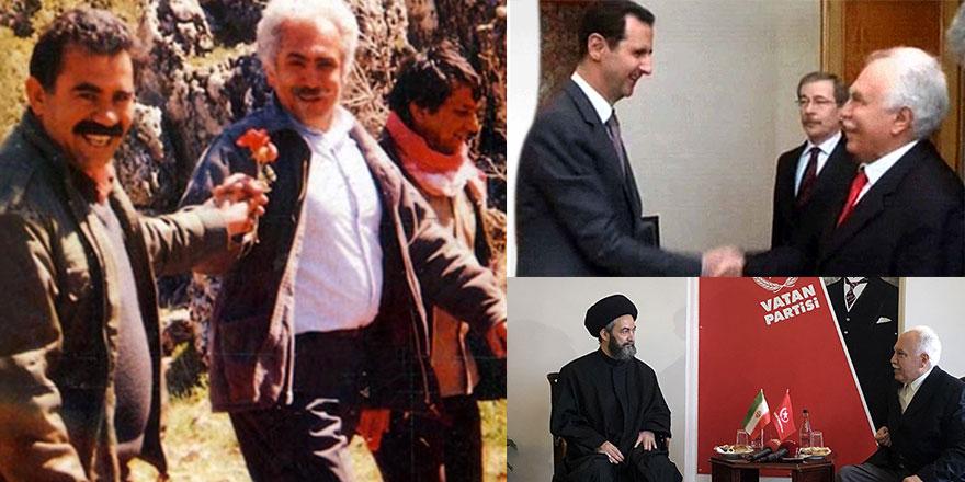 Vatan Partisi'nin IŞİD hezeyanları ve hakikat düşmanlığı