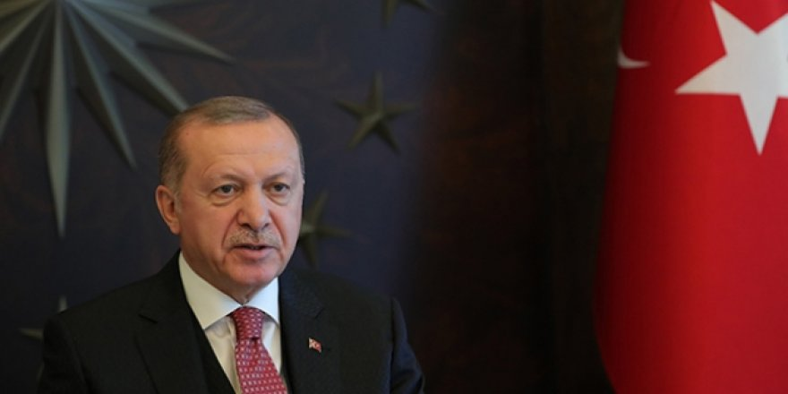 Erdoğan: Bize basın özgürlüğü dersi verenler üç maymunu oynadılar