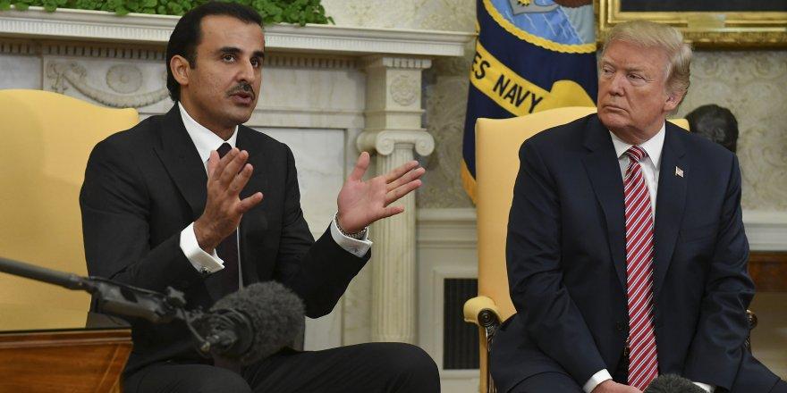 Katar ile ABD arasında askeri deniz anlaşması