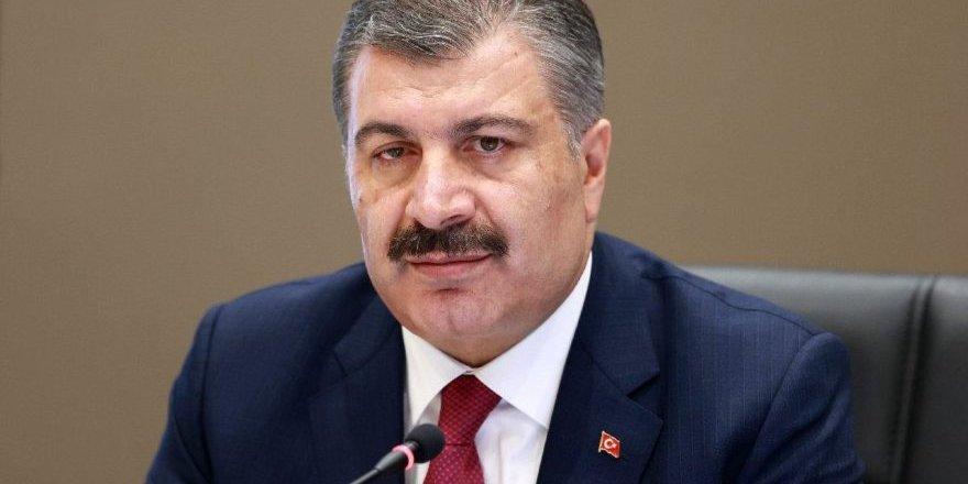 Sağlık Bakanı, aşı tedariğindeki sorunu Doğu Türkistan'a bağladı!