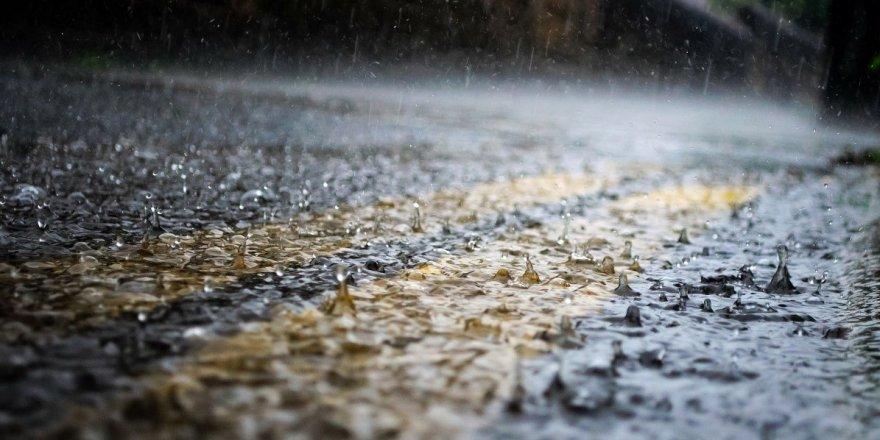 6 kente sağanak yağış geliyor