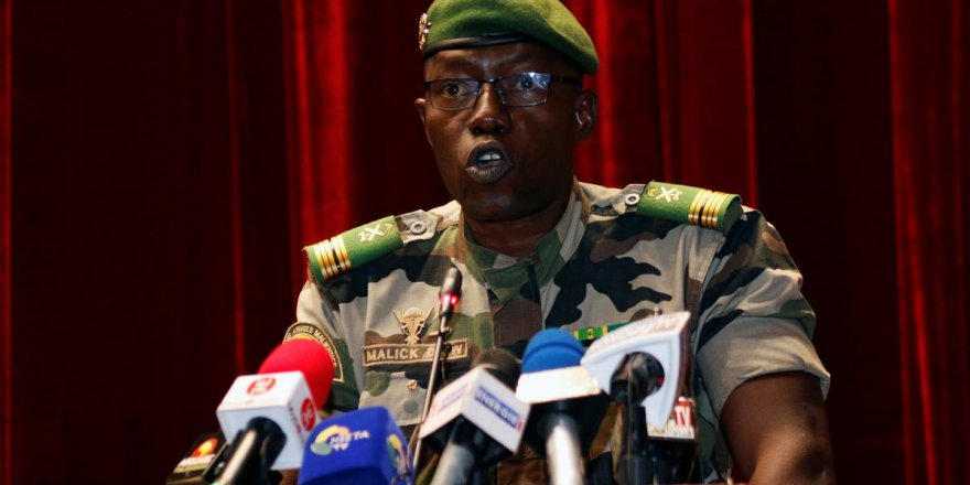 Darbenin liderlerinden Malick Diaw, Mali Cumhurbaşkanı oldu