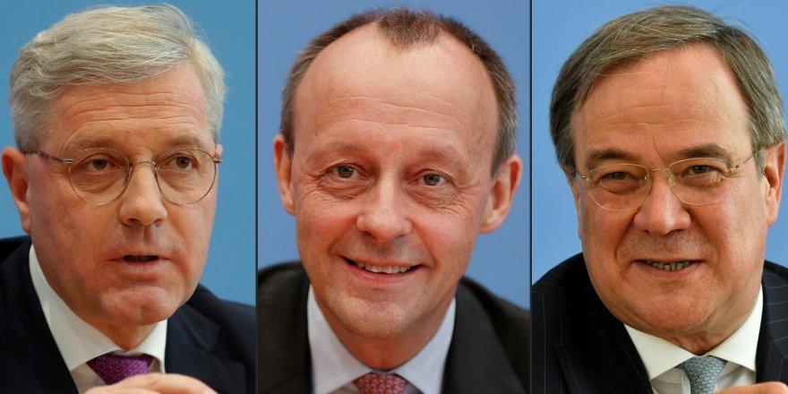 Almanya:CDU yeni liderini dijital kongrede seçecek!