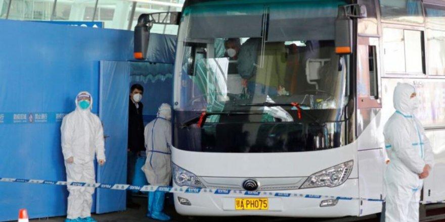 Coronavirüsü araştırmak için Wuhan'a giden DSÖ ekibine karantina şoku!