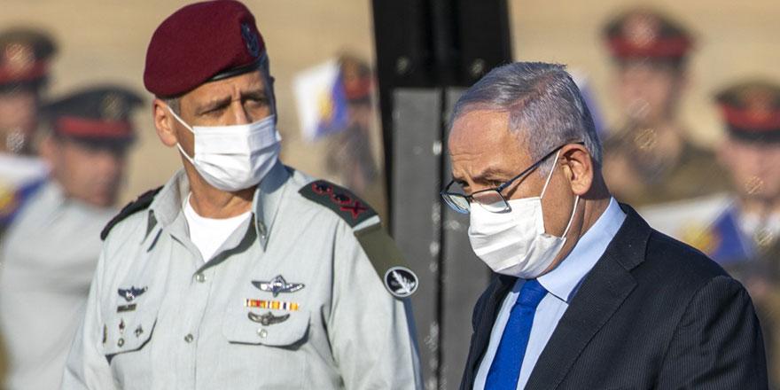 İsrail Genelkurmay Başkanı: İran operasyonu planlarını gözden geçiriyoruz