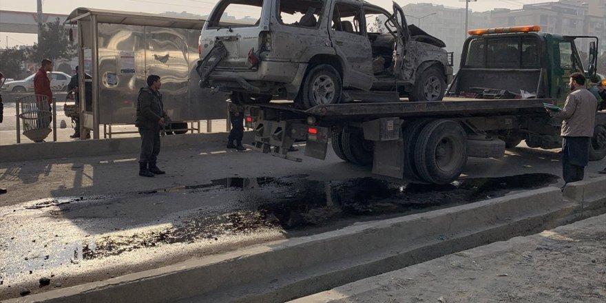 Kabil'de bombalı saldırı:2 kişi hayatını kaybetti