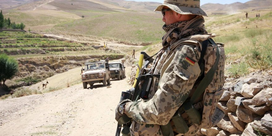 Alman ordusunun Afganistan'daki işgal süresi uzatıldı