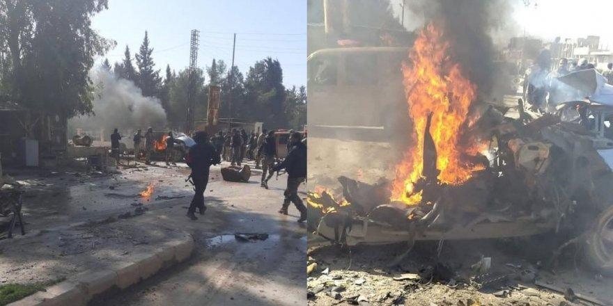 Suriye Rasulayn'da PKK yine sivilleri hedef aldı