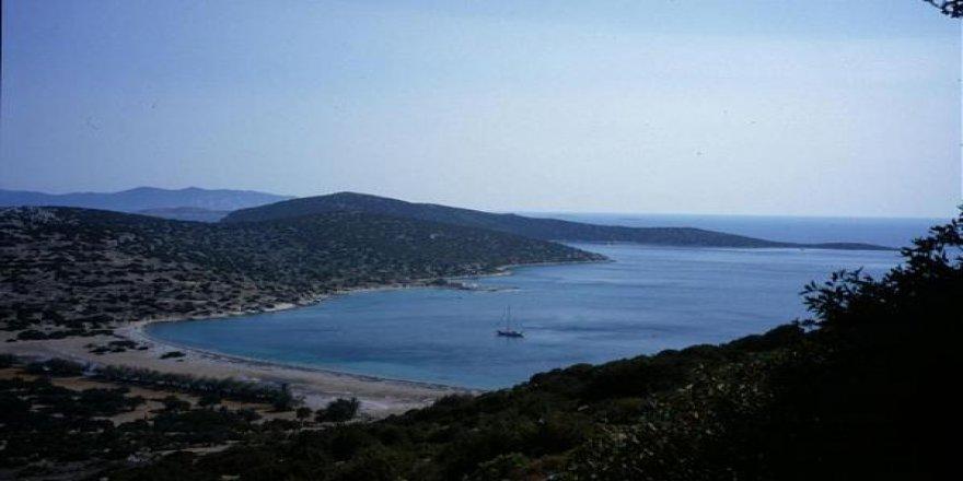 Yunanistan'ın, 20'nci ada olan Limoniye'yi de işgal ettiği iddia edildi